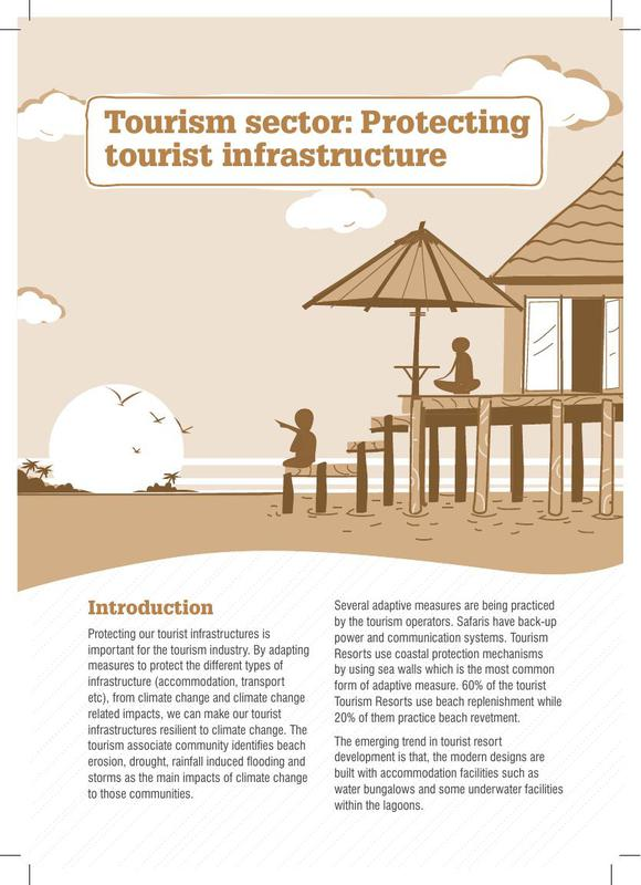 Protecting Tourist Infrastructure