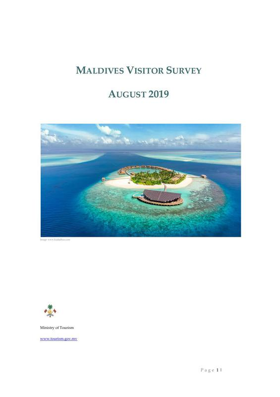 Maldives Visitor Survey Report  August 2019