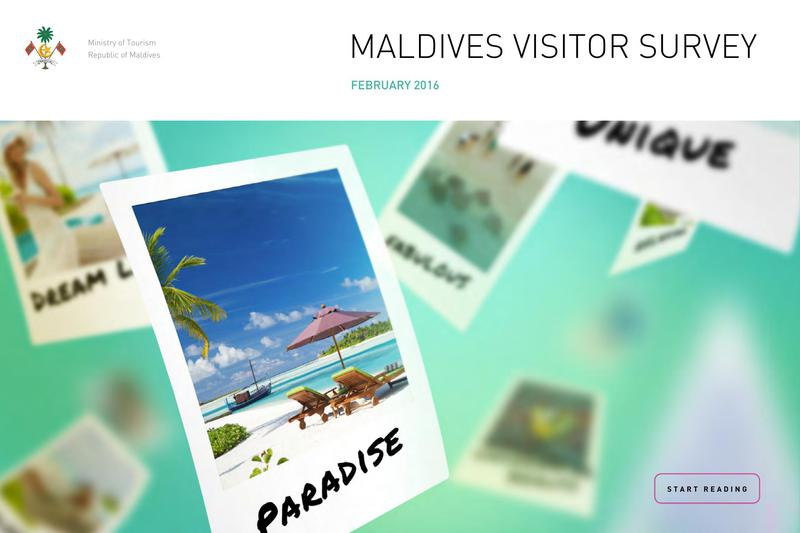 Maldives Visitor Survey Report February 2016